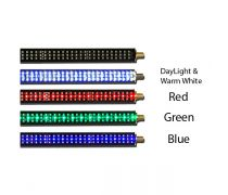 HVP AQUA Goldline Rampe Led pour aquarium Eau Douce - 438 mm