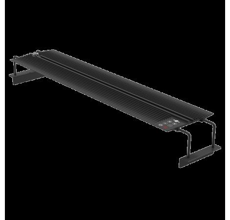 NEMOLIGHT II Rampe LED pour Aquarium Eau de Mer- 72 Watts - Noir