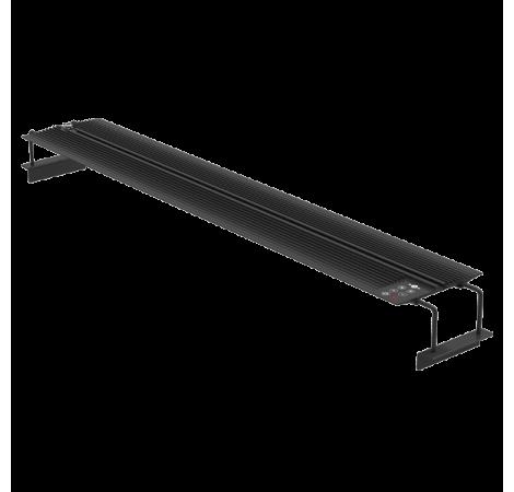 NEMOLIGHT II Rampe LED pour Aquarium Eau de Mer - 96 Watts - Noir