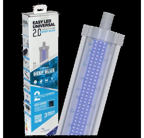 AQUATLANTIS Rampe LED EasyLED Universal 2.0 Deep Blue - 1047mm