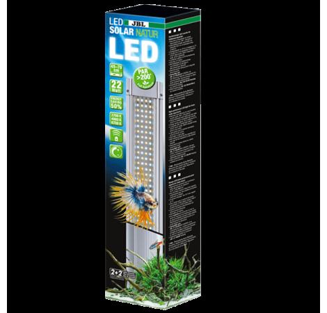JBL LED Solar Natur Rampe LED pour aquarium Eau Douce - 549 mm