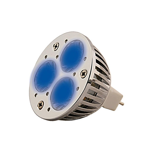 AQUA MEDIC Aquasunspot 3x1 Watts - 22000K°