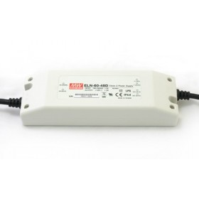 Driver LED Mean Well ELN-60-48D Dimmable