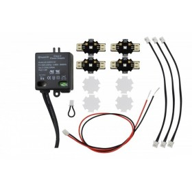 Kit RAPIDLED LED moonlight 4 Solderless