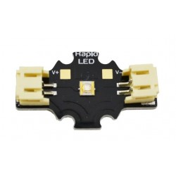 Solderless UV LED