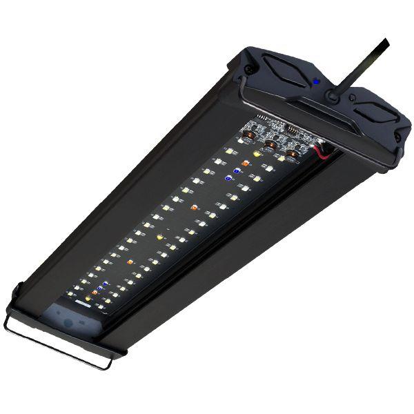 AQUALIGHT Rampe LED Edge Wi-Fi pour aquarium d'eau douce - 36 Watts - 60 cm