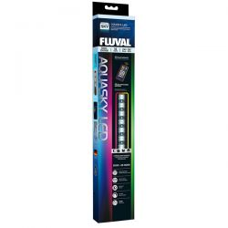 FLUVAL Aquasky 16 Watts Colour+ LED - Rampe LED pour aquarium