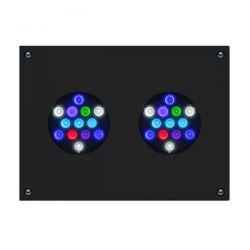 AQUA ILLUMINATION Rampe LED Hydra Twenty Six HD – 90W – Noir/Gris Limited Edition