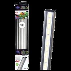 LUMIVIE RAL G2 9 Watts LEDs blanches Rampe pour Eau Douce et Eau de Mer - 50cm