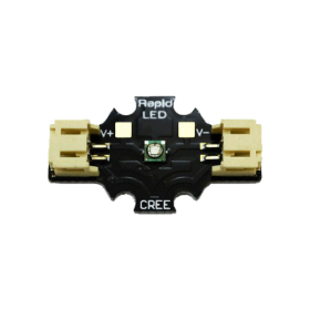 Solderless CREE XM-L U2 Cool White LED 3 watts