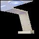 AQUA MEDIC Support de rampe Angel Holder Argent