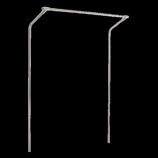 ODYSSEA Support de cuve pour kit de suspension - Pour vitre arrière - 60 cm