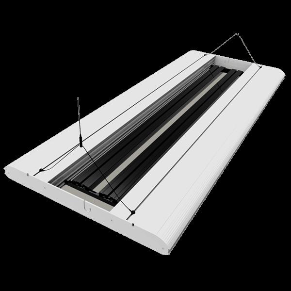 GIESEMANN Rampe Hybride T5-LED Stellar 600 mm Polar White - 4x24 Watts