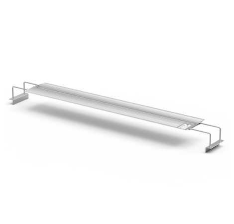 NEMOLIGHT II Rampe LED pour Aquarium Eau de Mer - 96 Watts - Argent