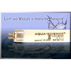 Aqua Science Special 24 Watts 15000K°