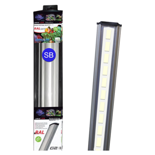 Éclairage LED Lumivie Ral G2