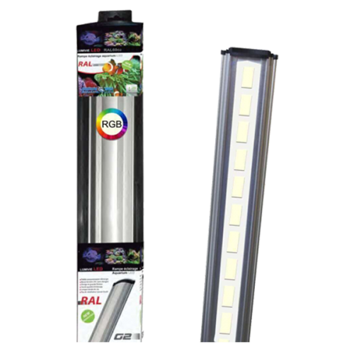Eclairage LED Lumivie Ral G2